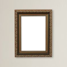 Quality 12 x 10 Distressed Copper or Oak Photo Picture Frame Stand or Wall Mount