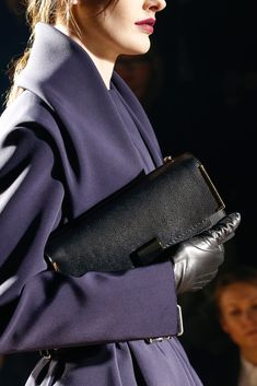Lanvin Fall 2013 Ready-to-Wear Fashion Show Details