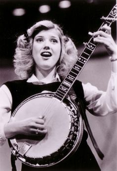 Wendy Lou Holcombe April 19, 1963- February 14, 1987. A great banjo player who was also a funny and charming entertainer :)