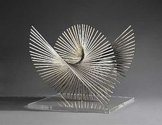 Buy online, view images and see past prices for ANDREU ALFARO Valencia 1929 Ohne Titel (Offener. Geometric Sculpture, Wood Sculpture, Nirmana 3d, Water Architecture, Bamboo Art, Valencia, Stick Art, Geometry Art, Soul Art