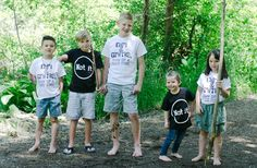 kids graphic tee sale on Brassy Apple! super good deal!