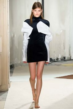 Jacquemus Fall 2015 Ready-to-Wear Fashion Show
