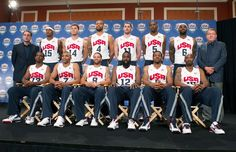 Your 2012 USA Olympic Basketball Team Members. Add Around The Rings on www.Twitter.com/AroundTheRings & www.Facebook.com/AroundTheRings for the latest info on the #Olympics.