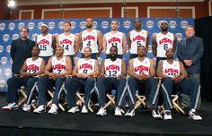 Your 2012 USA Olympic Basketball Team Members!
