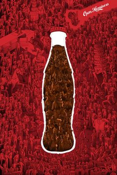 """Open Happiness"", Coca-Cola"