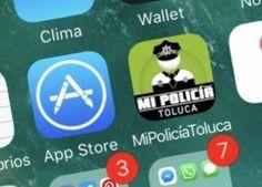 Alrededor de 9 mil personas ya descargaron la aplicación digital Mi Policía Toluca