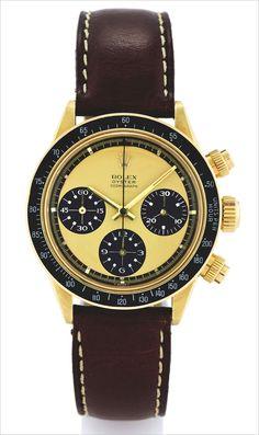 Rolex Ref. 6263/6239 Lemon Dial Daytona
