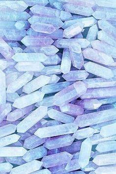 Imagem de crystal, wallpaper, and pink