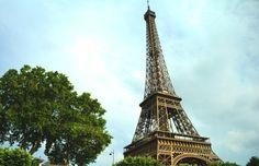 Wonderment Project - Eiffel Tower