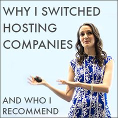 Have a website? Then you might take a closer look at your hosting company and find out why we switched ours: http://nathalielussier.com/blog/business-blog/wpengine-review #website #hosting #business