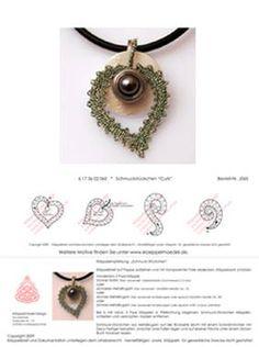 Bobbin Lacemaking, Lace Jewelry, Wire Jewellery, Bobbin Lace Patterns, Lace Making, Lace Embroidery, Crochet Projects, Tatting, Jewelry Making