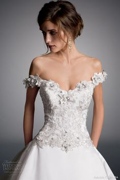 Amalia Carrara 2014 Wedding Dresses | Wedding Inspirasi
