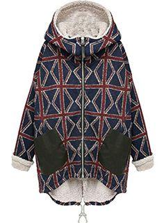 SMITHROAD Damen Hoodie Kapuzen Parka Herbst Zipper Jacke Cardigan Blazer Mantel Verdicken SMITHROAD http://www.amazon.de/dp/B012W3DK5Y/ref=cm_sw_r_pi_dp_Gvkswb1DY9P08