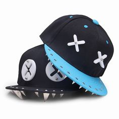 Flat Hip-Hop Hat Baseball Cap
