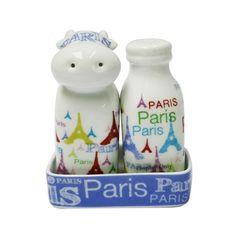Saleiro e Pimenteiro Paris