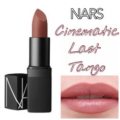 Nars Lipstick - Last Tango Nars Lipstick in Last Tango delivers intense color saturation with a gorgeously glossy shine. Creamy & comfortable, featuring a innovative blend of lip conditioners & antioxidants known to hydrate, nourish & protect lips. NWOB. Never used or swatched. 100% Authentic. No Trades, No PP. NARS Makeup Lipstick