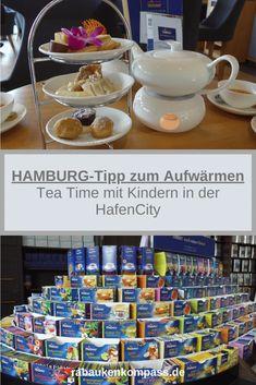 Hamburg HafenCity mit Kind entdecken. Gerade im Winter, bei Wind und Schietwetter eine ziemlich kalte Angelegenheit. Doch wo kann man sich entspannt mit Kind aufwärmen? Wir verraten zwei Insider-Tipps. Einfach mal Tee trinken gehen oder sich die HafenCity als Modell anschauen. Mehr dazu findet Ihr auf unserem Blog. #HafenCity, #Tee trinken, #Hamburg, #Winter, #Schietwetter, #Kesselhaus, #Messmer Messmer, Winter, Blog, Simple, Drinking Tea, Road Trip Destinations, Winter Time, Blogging
