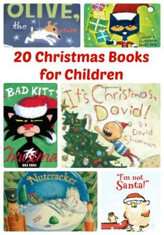 20 Marvelous Christmas Picture Books for Children | The Jenny Evolution