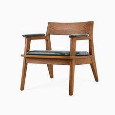 Leather Chair £585000 KRW @matterandmatter #furniture #chair #modernist