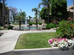 Vacation rental in Phoenix from VacationRentals.com! #vacation #rental #travel Phoenix, Beach House, Condo, Places To Visit, Sidewalk, Cabin, Vacation, Travel, Beach Houses