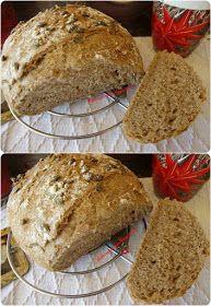 ΠΛΑΘΩ ΖΥΜΑΡΑΚΙΑ ΜΕ ΤΑ ΔΥΟ ΧΕΡΑΚΙΑ ..: ΚΑΡΒΕΛΑΚΙ ΟΛΙΚΗΣ ΑΛΕΣΗΣ ΧΩΡΙΣ ΖΥΜΩΜΑ Bread, Blog, Brot, Blogging, Baking, Breads, Buns