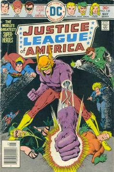 Justice League of America #130 (1976)
