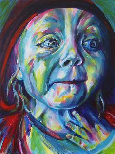 'Oh my Grandma what big eyes you have!' Artist Karin McCombe Jones (scheduled via http://www.tailwindapp.com?utm_source=pinterest&utm_medium=twpin&utm_content=post187196991&utm_campaign=scheduler_attribution) (scheduled via http://www.tailwindapp.com?utm_source=pinterest&utm_medium=twpin&utm_content=post202723877&utm_campaign=scheduler_attribution)