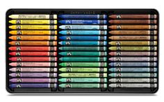 Amazon.com: Caran d'Ache Classic Neocolor II Water-Soluble Pastels, 126 Colors and Accessories
