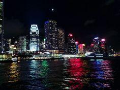 Hong Kong Victoria Harbour. #HongKong
