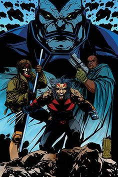 X-Men: Age of Apocalypse by Alessandro Vitti