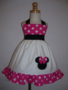 Hey, I found this really awesome Etsy listing at http://www.etsy.com/listing/130343620/minnie-mouse-dress