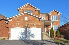 MLS# E3099993 Welcome home! This 3+2 bedroom home located in family friendly north Oshawa neighbourhood offers a unique open concept layout, bright eat-in kitchen with pot lights & walk out to yard - perfect for entertaining, 9 ft ceilings, california shutters, 2 gas fireplaces, spacious master with walk-in closet & 4 piece en-suite, finished basement with rec room, 2 additional bedrooms & 4 piece bath. Act fast! #realestate #buy #sell #home #family