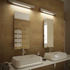 Jakie oświetlenie dobrać do łazienki? http://krolestwolazienek.pl/oswietlenie-dobrac-lazienki/