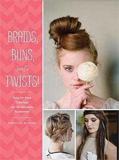 Top knots, Heidi braids, French twists, oh my! Chic hair is all the rage from the runways to the blogs to the city streets. This book pulls together 80 classic and contemporary styles and provides step-by-step tutorials for each one.