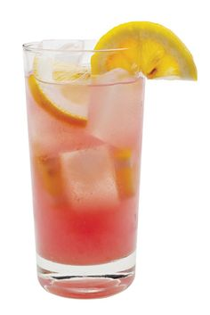 Hibiscus pink lemonade- Dried hibiscus flowers give this perennial favorite a burst of color and flavor. Enjoy!