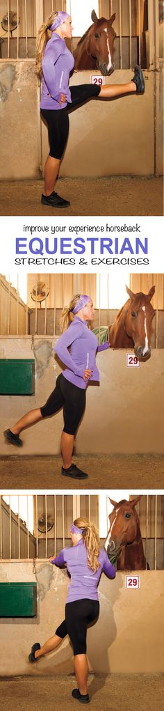 12 tips for stretching and yoga for equestrians