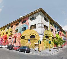 Mural Blu w Rzymie (Listopad 2014) copy