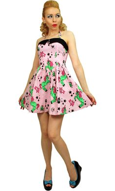 471f1dbfe8a3 did i just find my new christmas dress Gypsy Punk, Cute Goth, Unicorn Dress