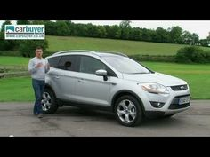 Ford Kuga review