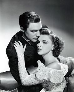 Gene Kelly and Judy Garland -- two of my favorites - loved 'For Me and My Gal'