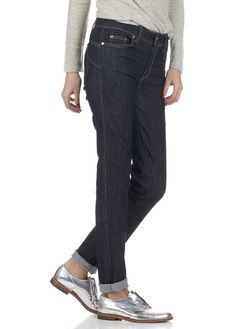 Jean slim bottom-up Magnetic Jean brut by LIU JO