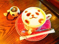 Too Cute to Drink! 4 Tokyo Latte Art Cafes – Animal ver. - #Japan #cafe #latte #art #kawaii #coffee