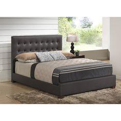 Global Furniture USA Panel Bed