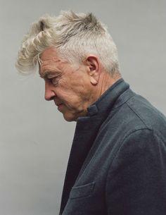 David Lynch | By: Alasdair McLellan | GQ Style UK's FW 2013