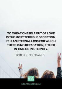 Soren Kierkegaard on Love
