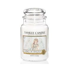 Song of Angels Yankee Candles, Scented Candles, Cold Hearted, Fragrances, Weird, Angels, Jar, Songs, Angel