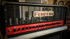 An old friend stopped by for a small modification. Ships back tomorrow. #fortinamps #natas