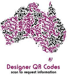 Designer QR Codes Melbourne
