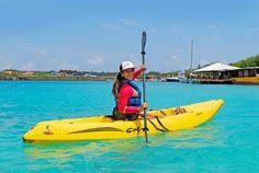 El kayak es una de las actividades favoritas de los que visitan Aruba. Anímate tú también.   Estos 9 tips te ayudarán a ser todo un profesional: http://www.conocearuba.com/blog/extrema/recomendaciones-extrema/kayak-en-aruba