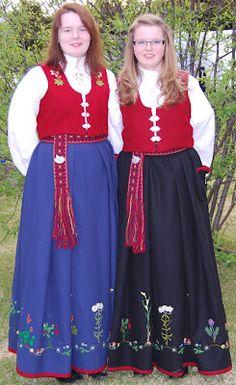Finnmark Festdrakt (Festival Costume)| Strikkeblogger | Norsk Strikkeblogg oversikt